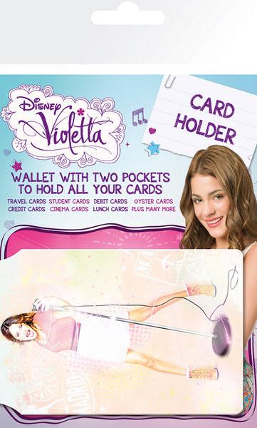 Violetta - This Is Me Držalo za kartice
