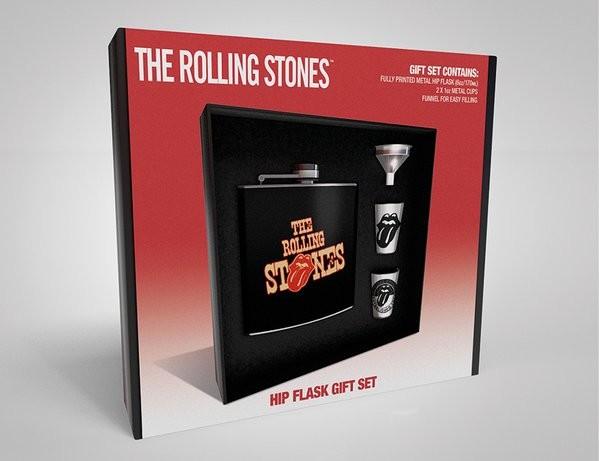 04f90a447a Laposüveg: Ajándék szett The Rolling Stones - Tongue Laposüveg: Ajándék  szett The Rolling Stones - Tongue