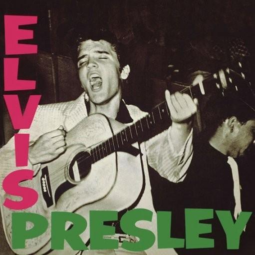 ELVIS PRESLEY - album Autocolant