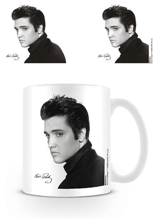 Tazza Elvis Presley - Portrait