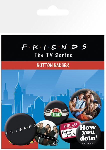 FRIENDS – characters