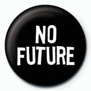 Emblemi NO FUTURE - no hay futuro