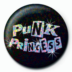 Emblemi PUNK PRINCESS