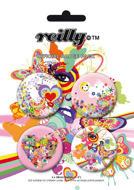 Spilla REILLY