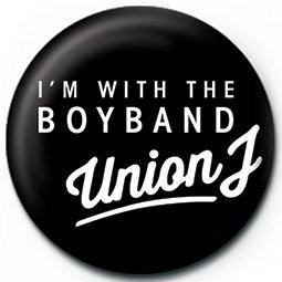 Emblemi  UNION J - i'm with the boyband