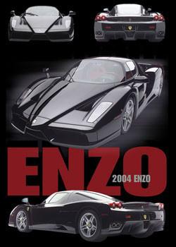 Enzo - плакат (poster)