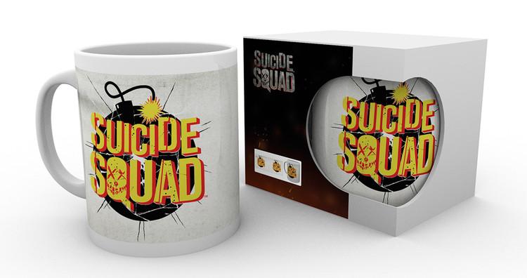 Taza Escuadrón Suicida - Bomb