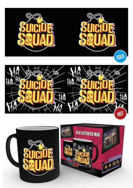 Taza Escuadrón Suicida - Suicide Squad - Bomb