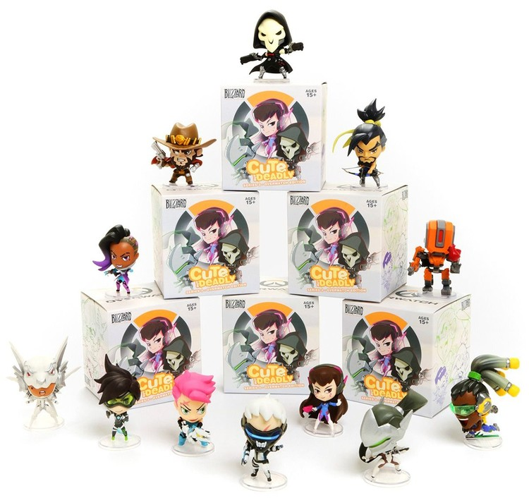 Estatua  Overwatch - Series 3