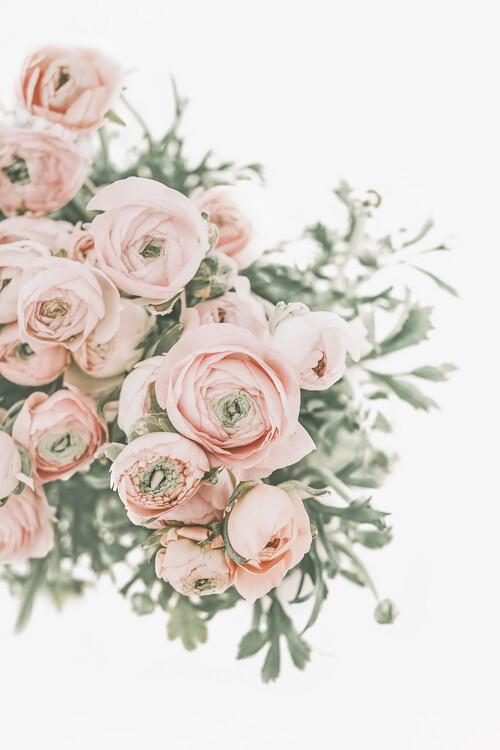 Exklusiva konstfoton Flowers 4