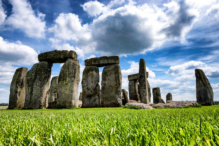 Exklusiva konstfoton Stonehenge - Historic Wessex