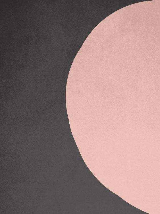 Exklusiva konstfoton abstract one of three