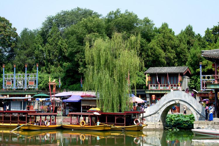 Exklusiva konstfoton China 10MKm2 Collection - Suzhou Summer Palace