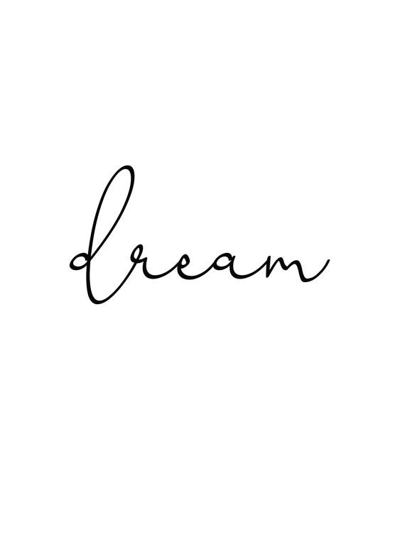 Exklusiva konstfoton dream2
