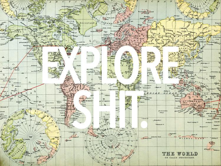 Exklusiva konstfoton exploreshit1