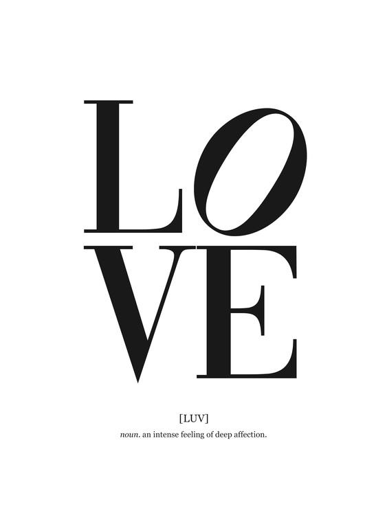 Exklusiva konstfoton love2