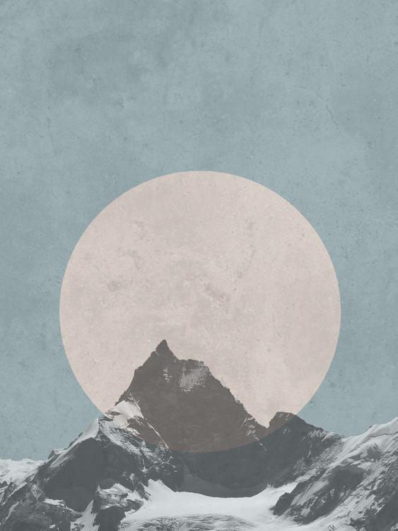 Exklusiva konstfoton moonbird2