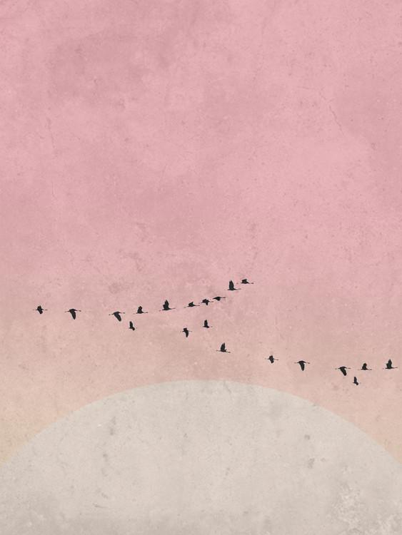 Exklusiva konstfoton moonbird5
