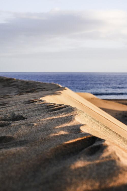 Exklusiva konstfoton Sand dune
