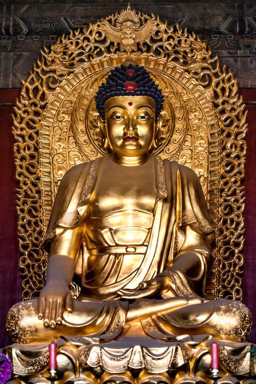 Exkluzív Művész Fotók China 10MKm2 Collection - Buddha
