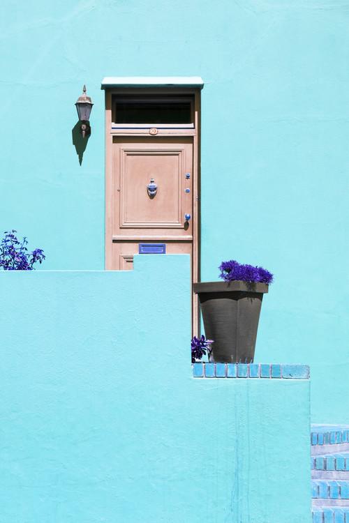 Exkluzív Művész Fotók Colorful Houses
