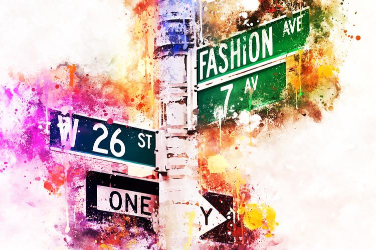 Exkluzív Művész Fotók Fashion Ave