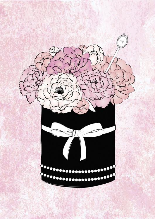 Exkluzív Művész Fotók Flower Box