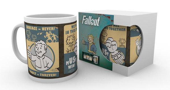 Hrnek Fallout - Vault posters