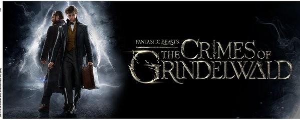 Hrnek Fantastická zvířata: Grindelwaldovy zločiny - One Sheet