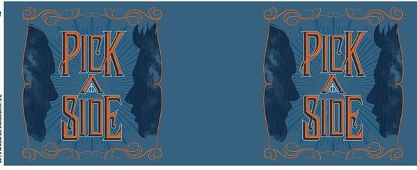 Hrnek Fantastická zvířata: Grindelwaldovy zločiny - Pick A Side