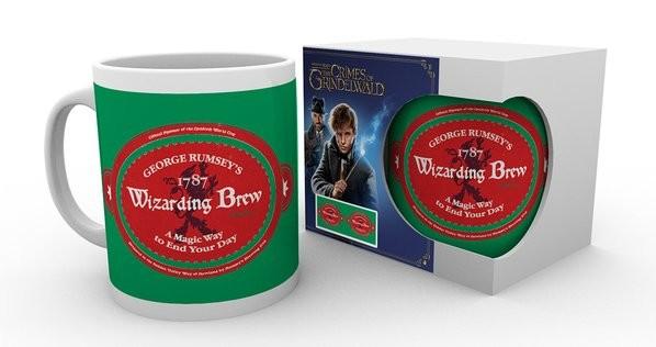 Hrnek Fantastická zvířata: Grindelwaldovy zločiny - Wizarding Brew