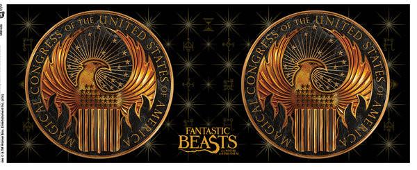 Kubek Fantastyczne zwierzęta i jak je znaleźć - Logo