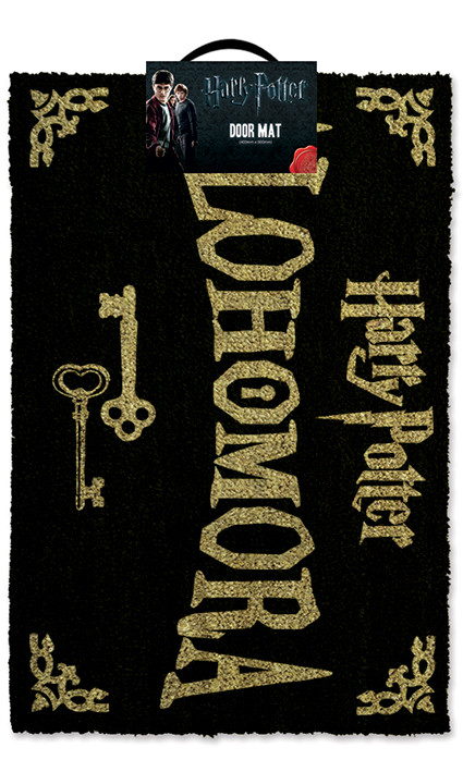 Felpudo Harry Potter - Alohomora