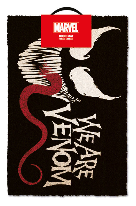 Felpudo  Venom - We Are Venom