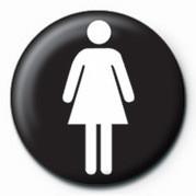 FEMALE SIGN Insignă