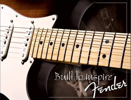 Fender - Strat since 1954 Metalen Wandplaat