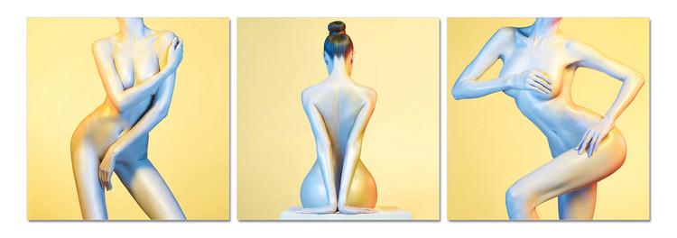 Body of a woman Modern kép