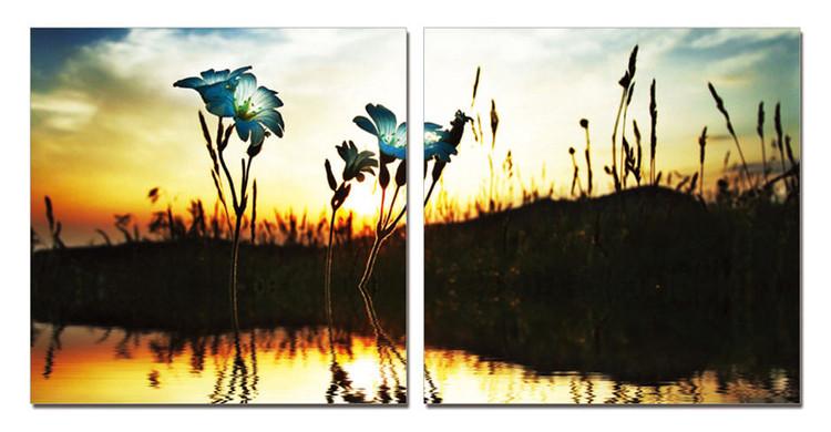 Little Piece of Beauty - Flower Modern kép