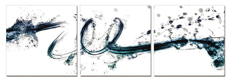 Modern Design - Colorful Flow Modern kép