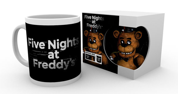 Hrnek Five Nights At Freddy's - Logo