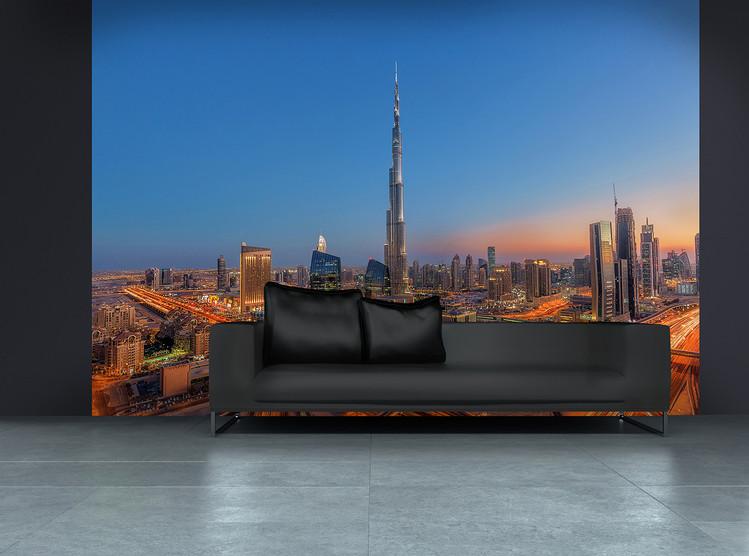 Burj Khalifa Fotobehang