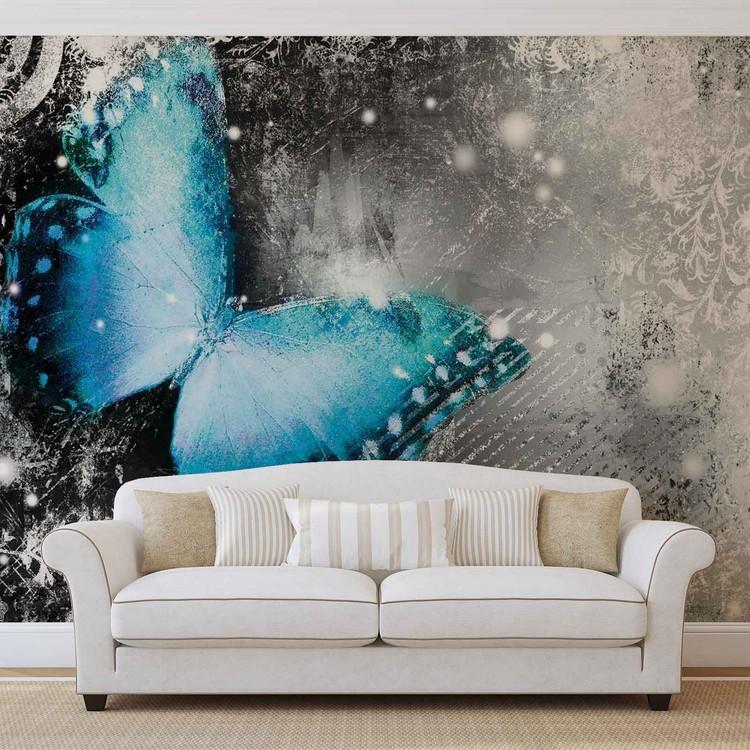 Butterflies Fotobehang