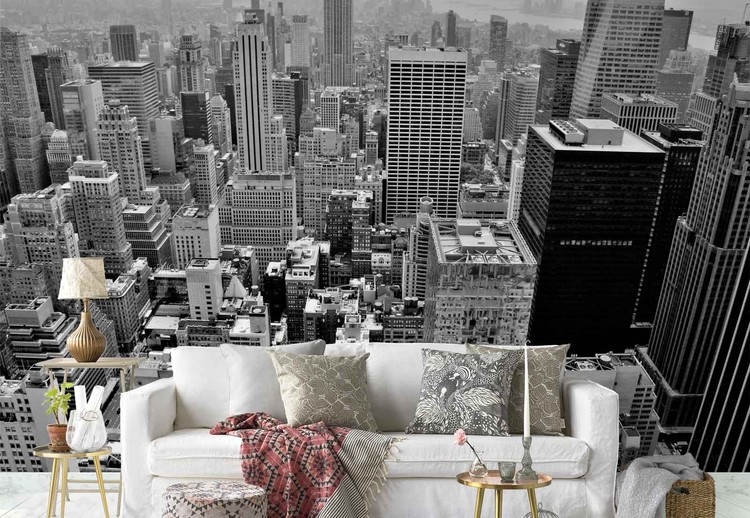 Foto Behang New York.Classic New York Fotobehang Behang Bestel Nu Op Europosters Be