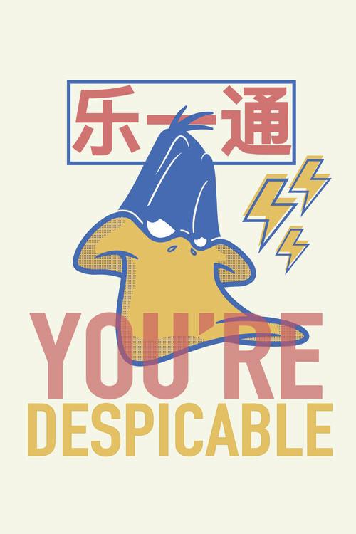 Daffy - Despicable Fotobehang