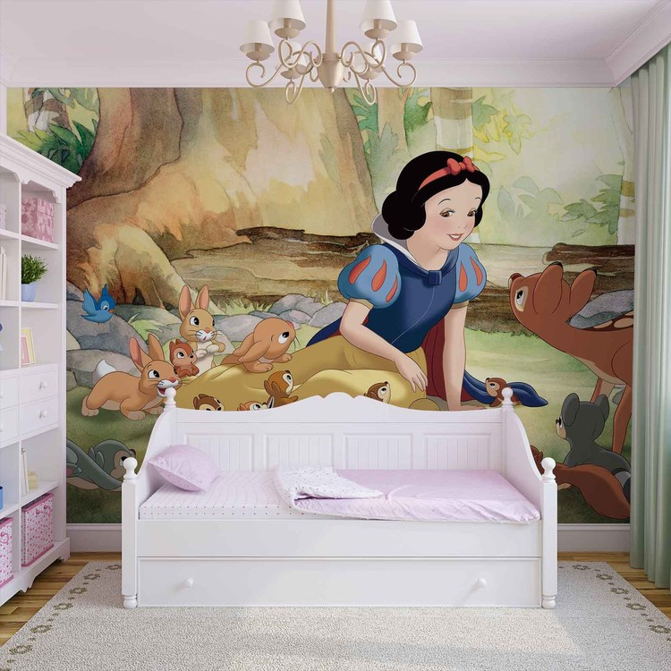 Disney Princesses Snow White Fotobehang