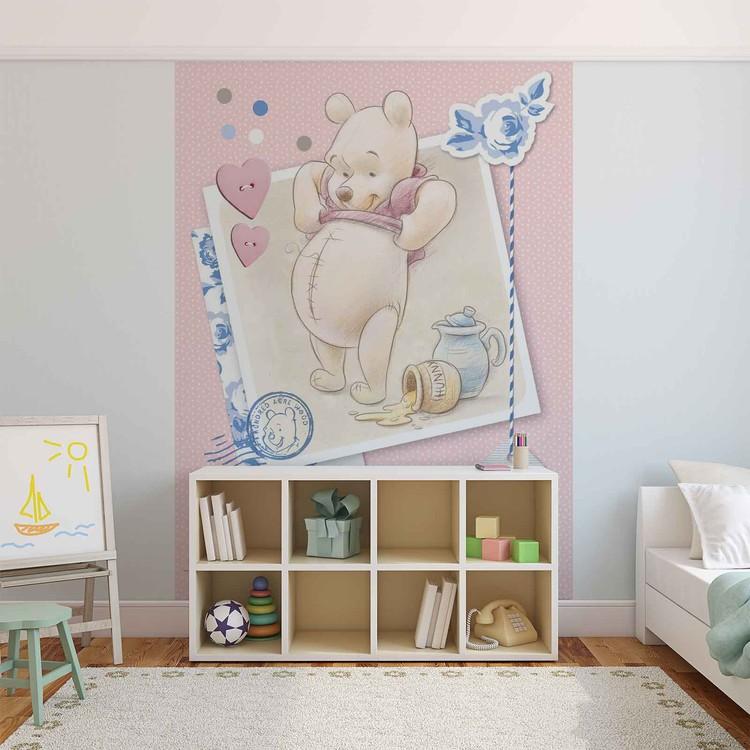 Disney Winnie Pooh Fotobehang