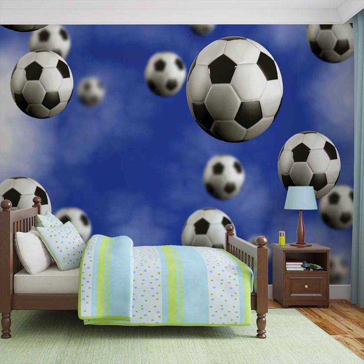 Football Soccer Fotobehang