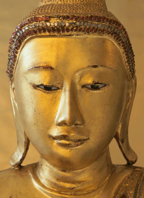 GOLDEN BUDDHA Fotobehang