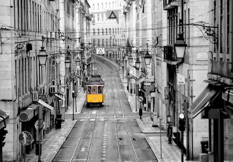 Lissabon Fotobehang