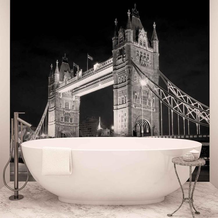 London Tower Bridge Fotobehang